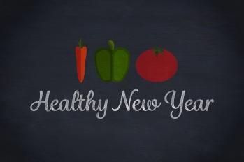 Healthy New Year Dollarphotoclub_74471379